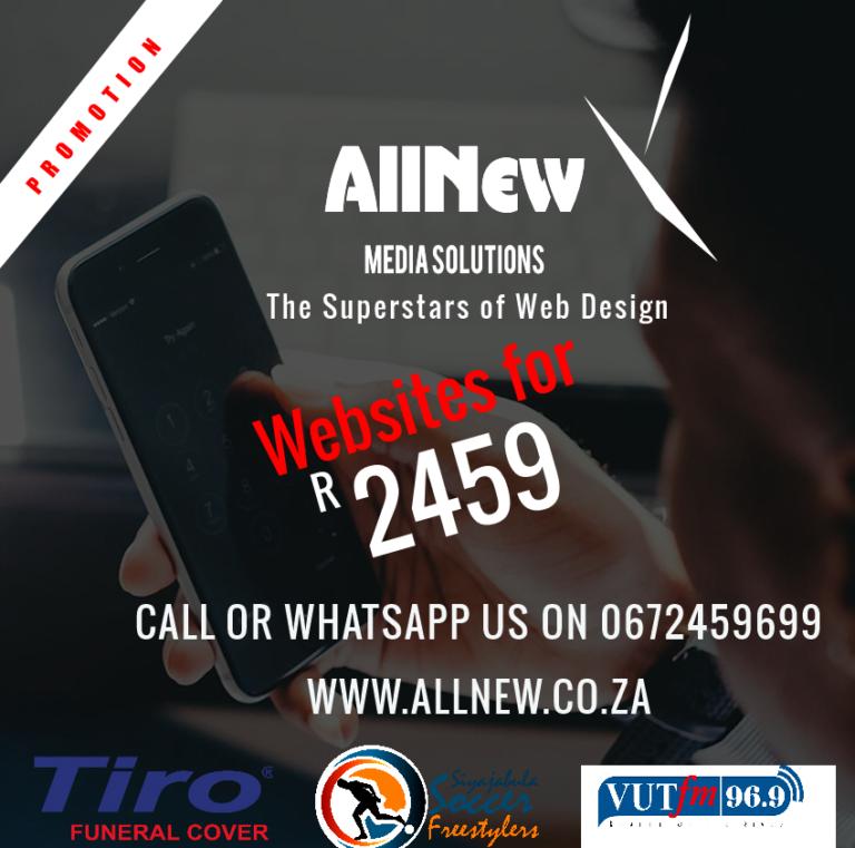 Hot Deal! – AllNew Media Solutions